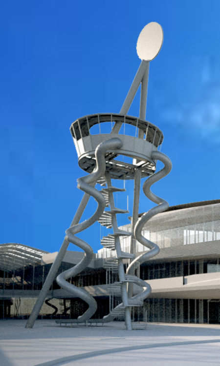 Aventura-Slide-Tower