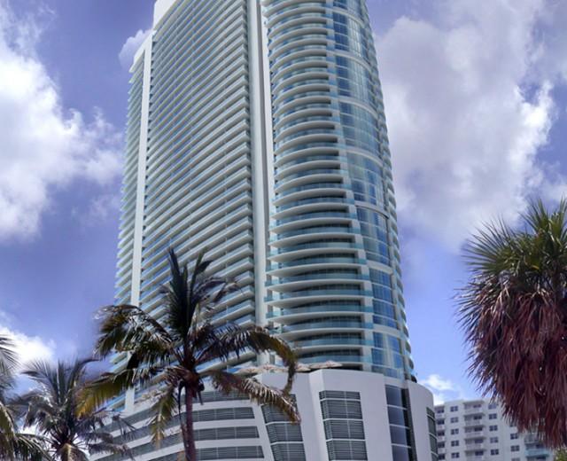 Seabreeze Condominium Permuy Architecture